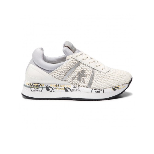 Sneakers Premiata LIZ 3630 colore bianco