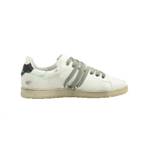 Sneakers de Piel Hidnander TURNER MSTS19X01V2 Color...