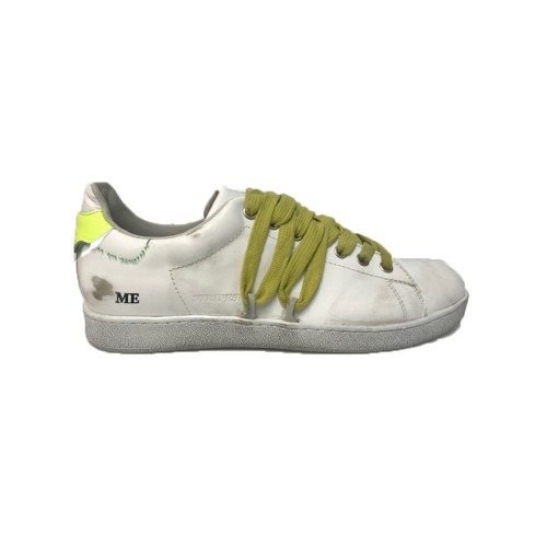 Sneakers de Piel Hidnander TURNER MSTS19X01V4 Color...