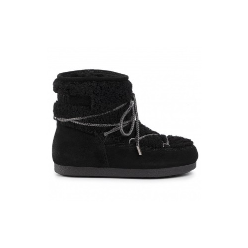 Botín para Niños MOON BOOT FAR SIDE JR GIRL LOW Color Negro