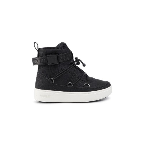 Botín para Niños MOON PULSE JR BOY New York Color Negro