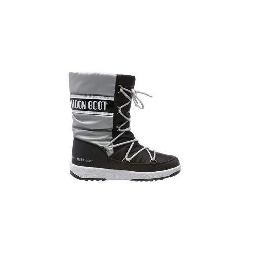 Children's Snow Boots MOON BOOT JR GIRL QUILTED WP...
