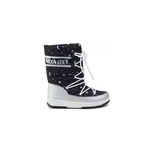 Stivali da neve Moon Boot  JR  GIRL QUILTED UNIVERSE WP...