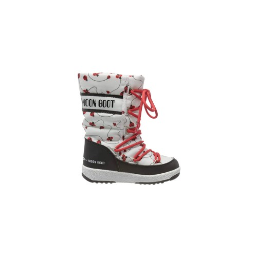 Botas de Nieve para Niños MOON BOOT JR GIRL QUILTED...