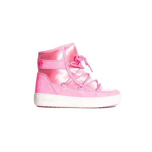 Ankle Boots for Children MOON BOOT PULSE Z JR GIRL SATÍN...