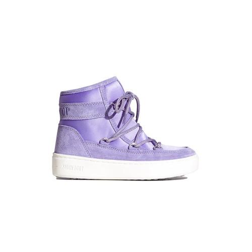 Ankle Boots for Children MOON BOOT PULSE Z JR GIRL SATÍN...