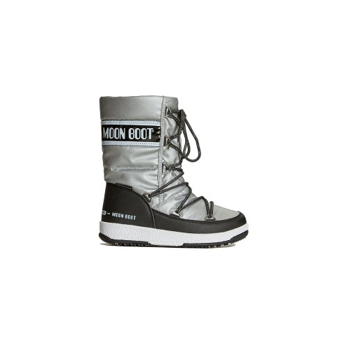 Children's Snow Boot BOOT JR GIRL QUILTED WP  Colour Silver