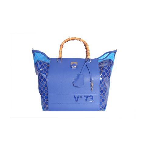 Borsa V73 Star Ultramarine Colore Blue