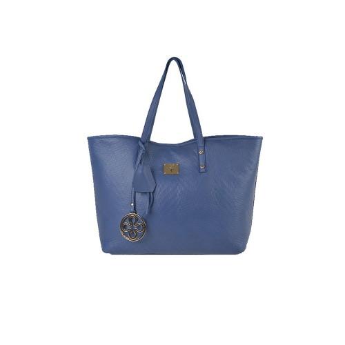 Leather Bag Vº 73 810V73009AZ LAGUNA ULTRAMARINE Color Blue