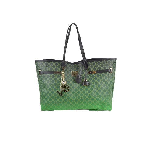 Bolso Vº 73 810V73005NE CRUISE DEGRADE Color Verde y Negro