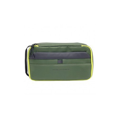 Neceser Piquadro BY4338S114/VE Color Verde