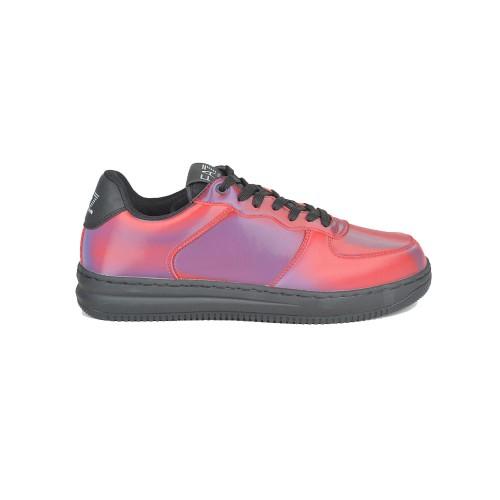 Sneakers EA7 Emporio Armani X8X080 XK204 Color Rojo...