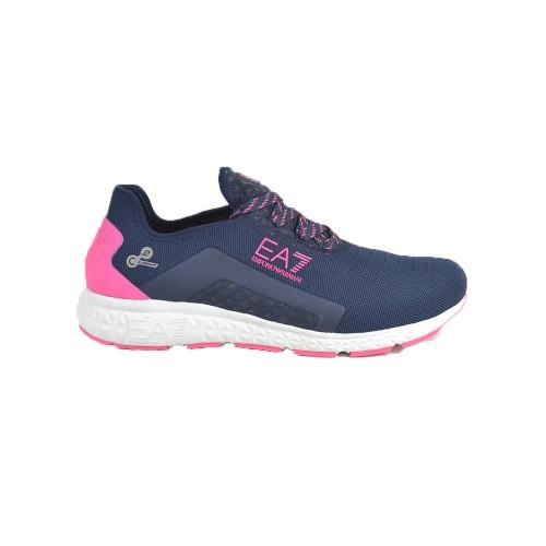 Sneakers EA7 Emporio Armani X8X054 XK044 Color Azul...