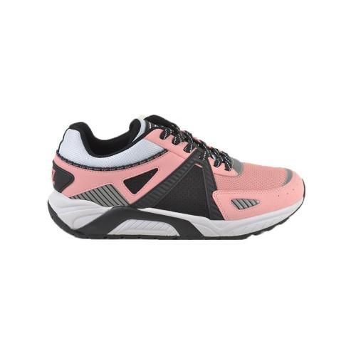 Sneakers EA7 Emporio Armani X8X075 XK185 Colore Rosa y Nero