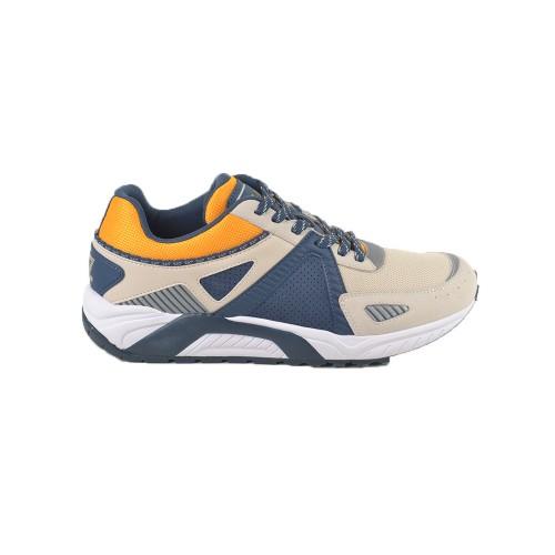 Sneakers EA7 Emporio Armani X8X075 XK185 Color Arena y Azul