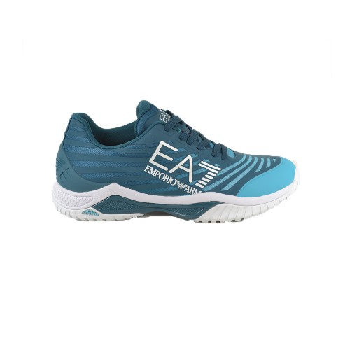 Sneakers EA7 Emporio Armani X8X079 XK207 Colore Blu