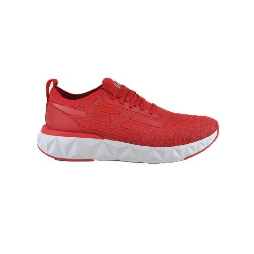 Sneakers EA7 Emporio Armani X8X048 XK205 Color Rojo