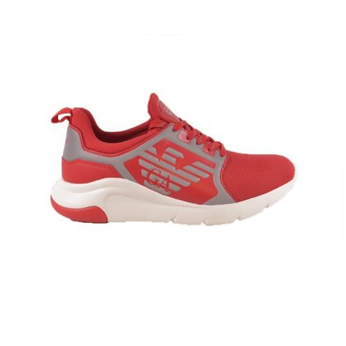 Sneakers EA7 Emporio Armani X8X057 XCC55 Color Rojo