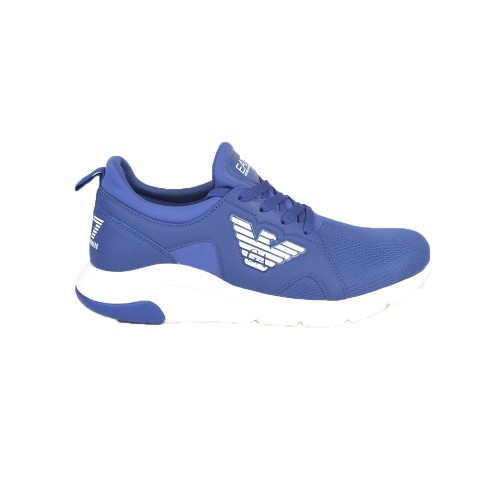Sneakers EA7 Emporio Armani X8X056 XCC56 Color Azul