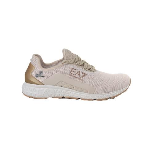 Sneakers EA7 Emporio Armani X8X054 XK044 Color Beige