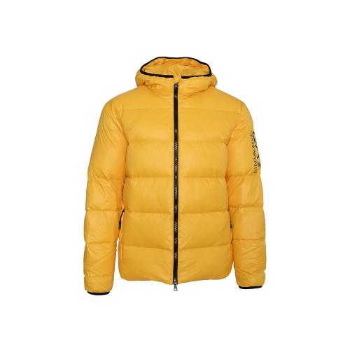 Down EA7 Emporio Armani 6HPB53 Color Yellow