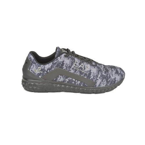 Sneakers EA7 Emporio Armani X8X053 XK1879 Color Negro...