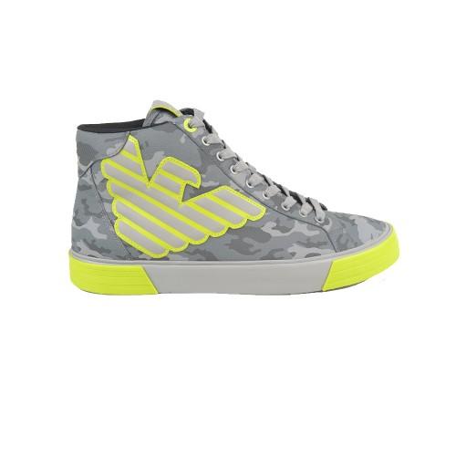 Sneakers Alte  EA7 Emporio Armani X8Z013 XK175 Colore...