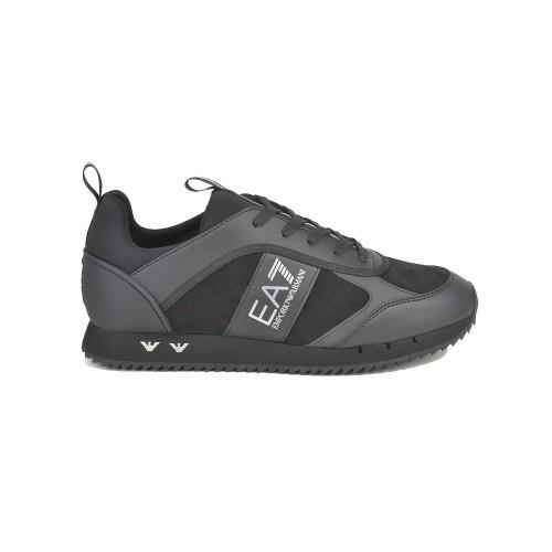 Sneakers EA7 Emporio Armani X8X027 XK173 Color Negro
