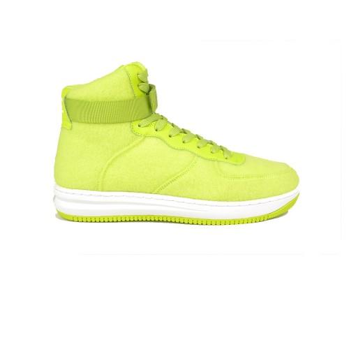 Sneakers Altas EA7 Emporio Armani  X8X001 XK172 Color Lima