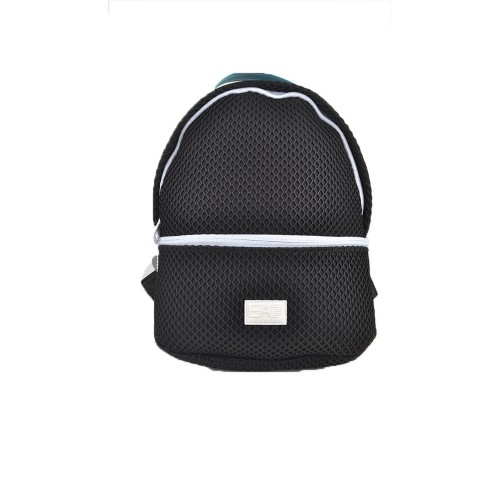 Mochila EA7 Emporio Armani 285644 Color Negro