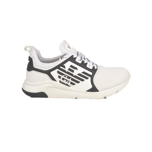 Sneakers EA7 Emporio Armani X8X057 XCC55 Color Blanco y...