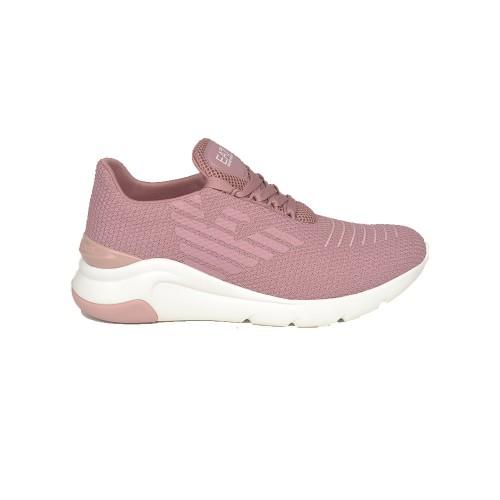 Sneakers EA7 Emporio Armani X8X059 XK140 Colore Rosa