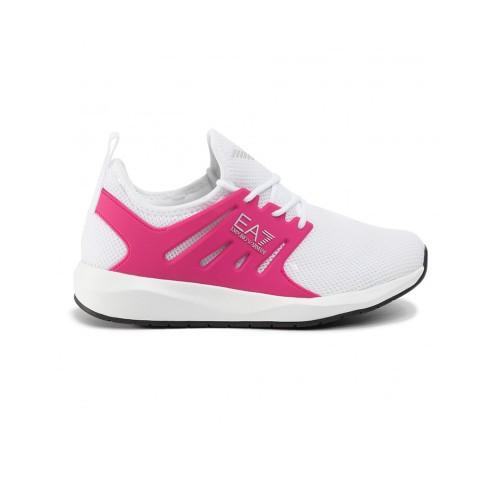 Sneakers EA7 Emporio Armani X8X052 XCC57 Color Blanco y...