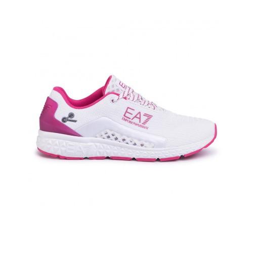 Sneakers EA7 Emporio Armani X8X053 XK044 Color Blanco y...