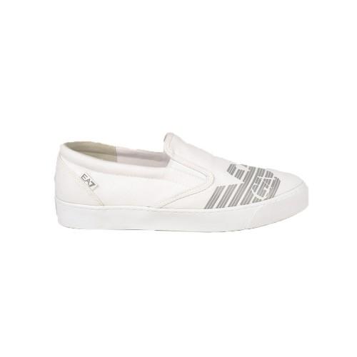 Sneakers EA7 Emporio Armani X8X051 XK126 Colore Bianco