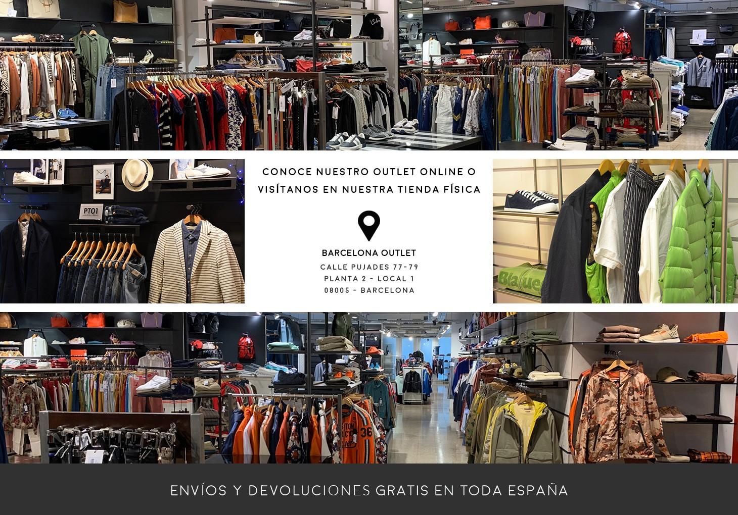 Barcelona Outlet - Nuestra tienda física