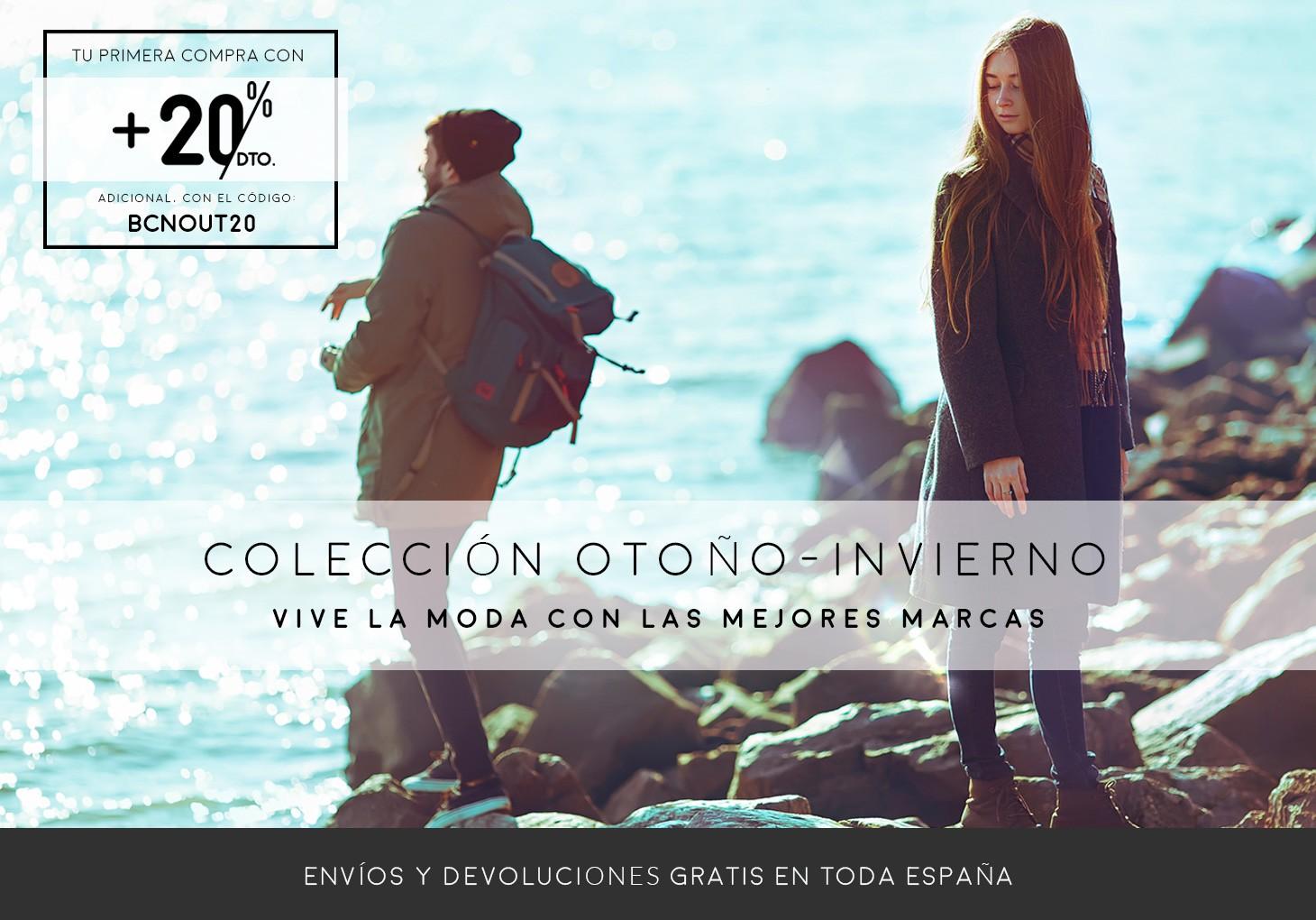 Barcelona Outlet - Colección Otoño Invierno