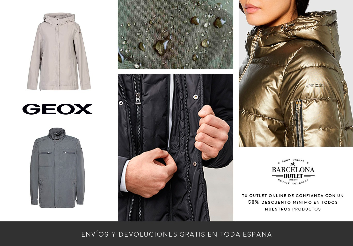 Barcelona Outlet - Outlet Geox